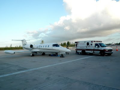 AirAmbulance-transport